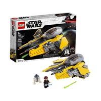 5日0点、女神超惠买、88VIP:LEGO 乐高 星球大战系列 75281 阿纳金的绝地拦截机