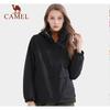 CAMEL 骆驼 A0W2TOR111 男女款防风防水冲锋衣