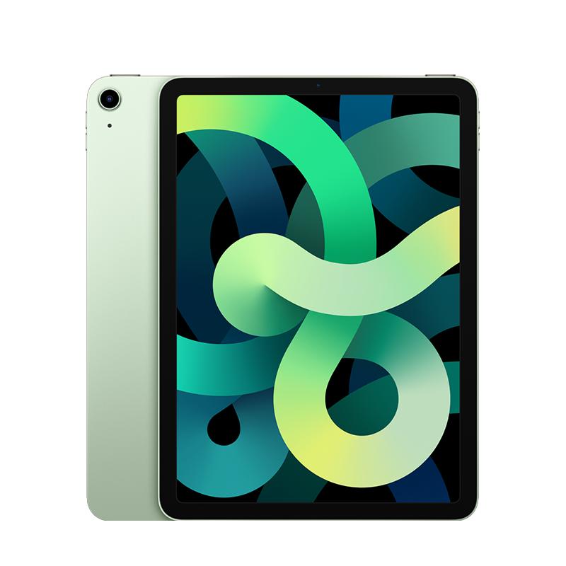 Apple 苹果 iPad Air4 2020款 10.9英寸 平板电脑 国行 (2360*1640、64G、WLAN、绿色)