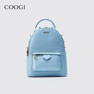 COOGI E306227110 女士朋克风双肩包