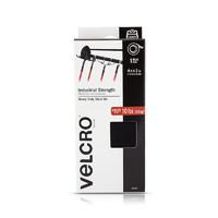 威扣(VELCRO)强力背胶魔术贴 尼龙搭扣 90593 黑色 1.2mx5cm