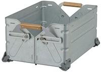 Snow Peak 雪峰 收纳箱 露营装备 车载箱子 居家收纳箱子 高颜值