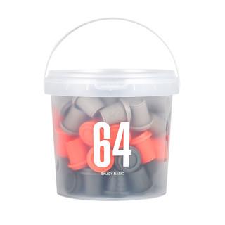 88VIP : SATURNBIRD COFFEE  三顿半  速溶黑咖啡  64颗