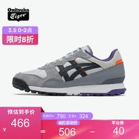 Onitsuka Tiger鬼塚虎20秋冬男女运动鞋TIGER HORIZONIA 1183A206 灰色 40.5