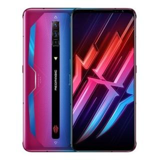 nubia 努比亚 红魔6 5G手机 8GB+128GB 碳纤黑