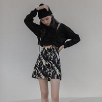 5日0点:飘莉芬 时尚女短裙 m-xl码