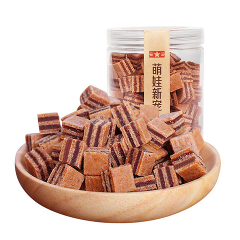沂蒙公社迷你山楂汉堡山楂零食180g/ *13件