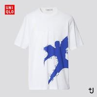UNIQLO 优衣库 +J 440441 男士印花T恤