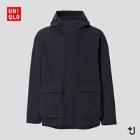 UNIQLO 优衣库 439930 男装 +J 宽松登山外套
