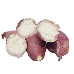 商薯白心板栗红薯 中大果2.5斤 *4件
