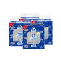 5日0点、88VIP:Hygienix 洁云 压花方包卫生纸 250张*12包*4提 *4件