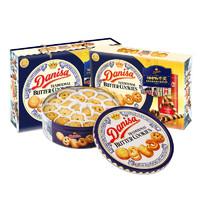 Danisa 皇冠丹麦曲奇零食 888g  *3件 +凑单品