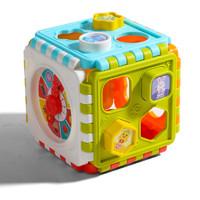imybao麥寶創玩 6面體積木百寶箱