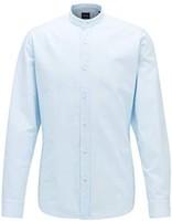 BOSS 男士 Race Regular-Fit 立领衬衫