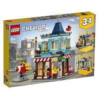 88VIP:LEGO 乐高 Creator3合1创意百变系列 31105 城镇玩具店