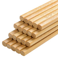 唐宗筷 A156 家用竹筷子 12双 *3件