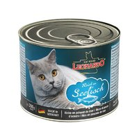 京东PLUS会员:leonardo 小李子 无谷猫罐头 海洋鱼配方 200g  *10件