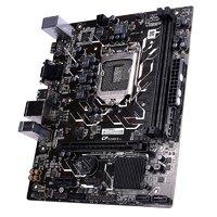 七彩虹(Colorful)H310M-T 全固態版 V21 游戲主板 支持9100F/G5400 (Intel H310/LGA 1151)