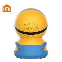 小米攝像頭智能家用小黃人攝像頭監控遠程手機無線 wifi360全景