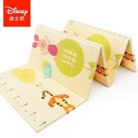 迪士尼(Disney)爬行垫加厚宝宝折叠爬爬垫XPE双面婴儿爬行地垫 XPE折叠米奇乐园+维尼量身高150*200*1