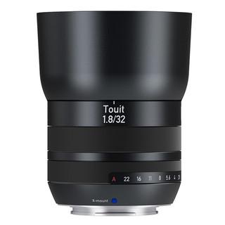 ZEISS 蔡司 Touit 32mm F1.8 广角定焦镜头 索尼E卡口 52mm
