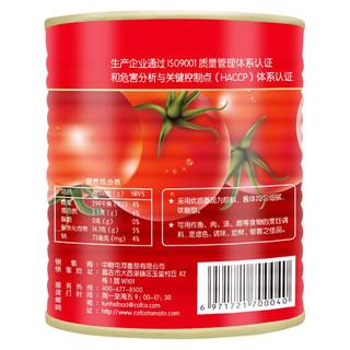 屯河 直灌番茄酱 850g