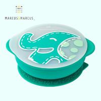 Marcus&Marcus 马库斯 儿童辅食碗带盖吸盘碗