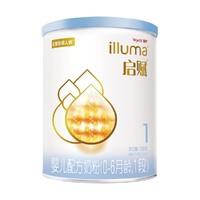 Wyeth 惠氏 启赋蓝钻婴儿配方奶粉 1段  350g