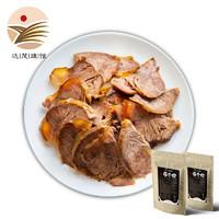 京东PLUS会员:古的草原  卤味酱牛肉 150g *4件