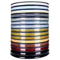 名阳 厨房水池水槽马桶防潮霉防水美缝贴 1m