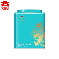 TAETEA 大益  普洱茶金柑普茶叶  95g/罐  *2件