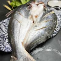 鲜惠淘 新鲜巴沙鱼 整条开背