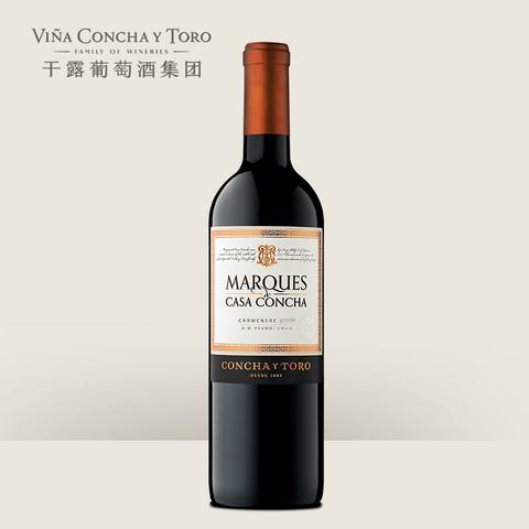 CONCHA Y TORO 干露 侯爵佳美娜干红葡萄酒 750ml