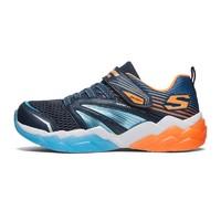 SKECHERS 斯凯奇 RAPID FLASH 2.0 男童休闲运动鞋 90725L