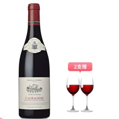 佩兰家族 村庄级系列AOC 佩尔白 卡莱纳 红葡萄酒 750ml