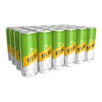 PLUS会员:Coca-Cola 可口可乐  Schweppes 怡泉 柠檬味 苏打水 330ml*24罐