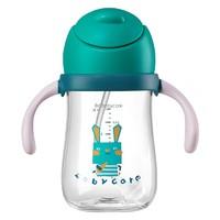 babycare 婴儿吸管杯 240ml(赠棉柔巾)