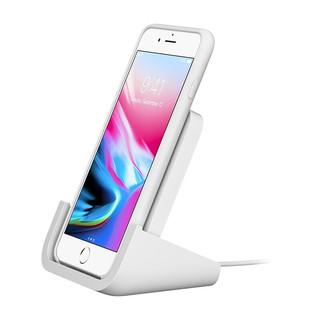 罗技(Logitech) Powered无线充电底座iPhone11Pro/三星/安卓 无线充电器