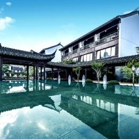苏州雅致·湖沁阁酒店 盛景阁/玲珑阁 2晚(含早+下午茶+晚餐)