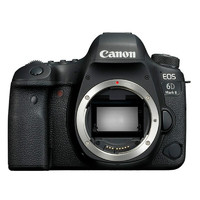 Canon 佳能 EOS 6D2 全画幅 单反相机 单镜头套机 黑色(EF 50mm F1.8 大光圈定焦镜头)