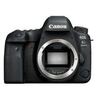 Canon 佳能 EOS 6D2 全画幅 单反相机 单镜头套机 黑色(70-200mm F2.8 IS II USM 单反镜头)
