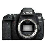 Canon 佳能 EOS 6D2 全画幅 单反相机 单镜头套机 黑色(EF 85mm F1.8 USM 定焦镜头)