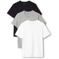 HUGO BOSS 雨果·博斯 Rn 3p Co 50325887 男士T恤 3件装