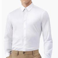 考拉海购黑卡会员:CALVIN KLEIN 男士修身长袖衬衫