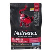 女神超惠买:Nutrience 纽翠斯 黑钻红肉冻干全猫粮 11磅+麻利罐头156g*4