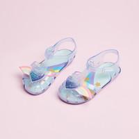 唯品尖货:Balabala 巴拉巴拉 女童甜美凉鞋