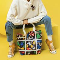 Levi's 李维斯 x DISNEY®米奇和他的朋友们 87584-0001 双面两用手提包