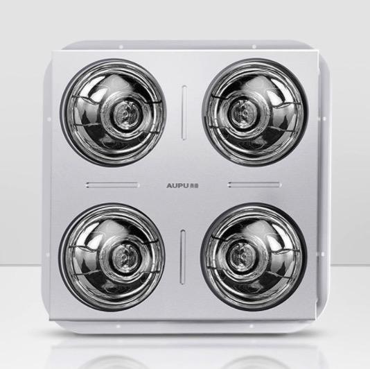 AUPU 奥普 D205 灯暖浴霸 支持集成顶