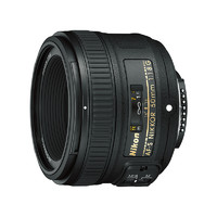 Nikon 尼康 AF-S 50mm F1.4G 标准定焦镜头 尼康F卡口 58mm