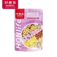 HONlife 好麦多 酸奶元气奇亚籽水果麦片 400g